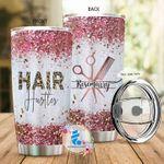 Personalized Hair Hustler Hairstylist Tumbler