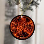 Sigils for Magick Fire Ornament