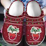 Baby Yoda Christmas Crocs Classic Clogs Shoes PANCR0187