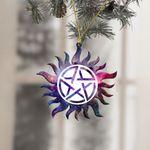 Supernatural Galaxy Ornament