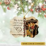 Personalized Mexican Couple Ornament This Is Us
