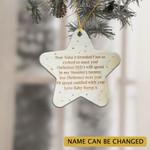 Gift For Grandparents 2021 Christmas Ornament