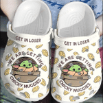Baby Yoda Chicky Nuggies Crocs Classic Clogs Shoes PANCR0026