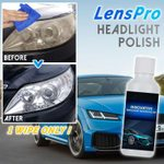 Lenspro Headlight Repair Polish