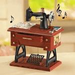 ✅Mini Sewing Machine Music Box
