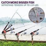 Stainless Steel Fishing Pole Bracket