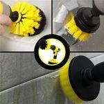 Power Scrubber Brush Set (3pcs/Set)