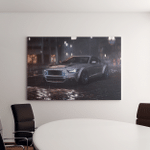 2015 Ford Mustang GT RTR - Canvas Art Wall Decor