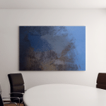 2D Illustration Artistic Background Image Abstract Canvas Art Wall Decor