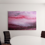Abstract Background Painting Canvas Art Wall Decor