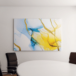 Abstract Clouds Art Luxurious Beauty Inspired Canvas Art Wall Decor