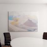 Abstract Ligts Background Modern Art Canvas Art Wall Decor