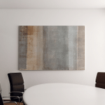 Beige Grey Abstract Art Painting Canvas Art Wall Decor