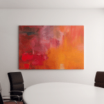 Abstract Oil Painting Background On Canvas Canvas Art Wall Decor