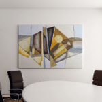 Abstract Painting Canvas Art Wall Decor