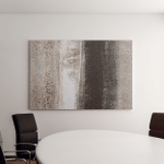 Brown Beige Abstract Art Painting Canvas Art Wall Decor
