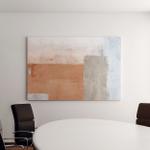 Brown Grey Abstract Art Painting Canvas Art Wall Decor