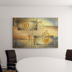 Abstraction Art Canvas Art Wall Decor