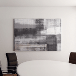 Grey Beige Abstract Art Painting Canvas Art Wall Decor