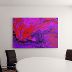 Nice Large Scale Original Abstract Oil Canvas Art Wall Decor