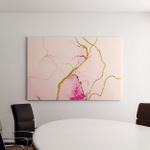 Transparent Creativity Abstract Artwork Trendy Wallpaper Canvas Art Wall Decor