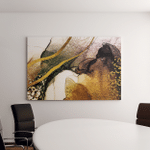 Transparent Creativity Abstract Clouds Art Masterpiece Canvas Art Wall Decor