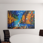 Oil Painting Dating Tonight Canvas Art Wall Decor