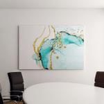 Transparent Creativity Ink Colors Amazingly Bright Canvas Art Wall Decor