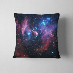 Deep Space High Definition Star Field Pillow Case Cover