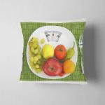 Diet Nutrition Pillow Case Cover