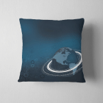 Digimental Loopholes Pillow Case Cover