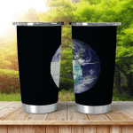 Earth Abstract Wallpapers Patterns Shining Tumbler