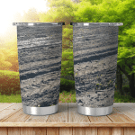 Earth Landscape Pitches Shining Tumbler