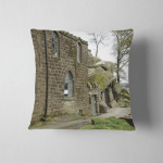 Don Whillans Memorial Hut On Roaches Pillow Case Cover