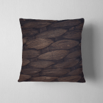 Solid Texture Background Kitchen Table Pillow Case Cover