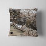 Sparrow Builds Nest Pillow Case Cover