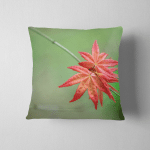 Spring Background Art Young Maple Leaves Pillow Case Cover
