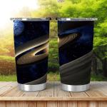 Space Scene Star Exoplanets Deep Elements Shining Tumbler