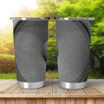 Speaker Dynamic Close Element System Shining Tumbler