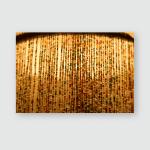 Texture Coloured Tiny Balls Living Room Poster, Pillow Case, Tumbler, Sticker, Ornament