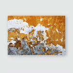 Plaster Damaged By Humidity Texture Old Poster, Pillow Case, Tumbler, Sticker, Ornament