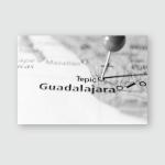 Tepic Mexico Poster, Pillow Case, Tumbler, Sticker, Ornament