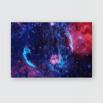 Planets Stars Galaxies Outer Space Showing Poster, Pillow Case, Tumbler, Sticker, Ornament