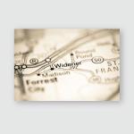 Widener Arkansas Usa On Geography Map Poster, Pillow Case, Tumbler, Sticker, Ornament