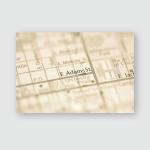 E Adams St Chicago Illinois Usa Poster, Pillow Case, Tumbler, Sticker, Ornament
