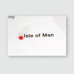 Isle Man England Uk Poster, Pillow Case, Tumbler, Sticker, Ornament