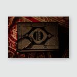 Islamic Holy Book Quran Set Down Poster, Pillow Case, Tumbler, Sticker, Ornament