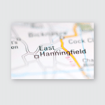 East Hanningfield United Kingdom On Geography Poster, Pillow Case, Tumbler, Sticker, Ornament
