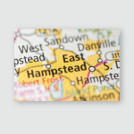 East Hampstead New Hampshire Usa Poster, Pillow Case, Tumbler, Sticker, Ornament