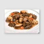 Italian Food Recipes Finanziera Traditional Piedmont Poster, Pillow Case, Tumbler, Sticker, Ornament